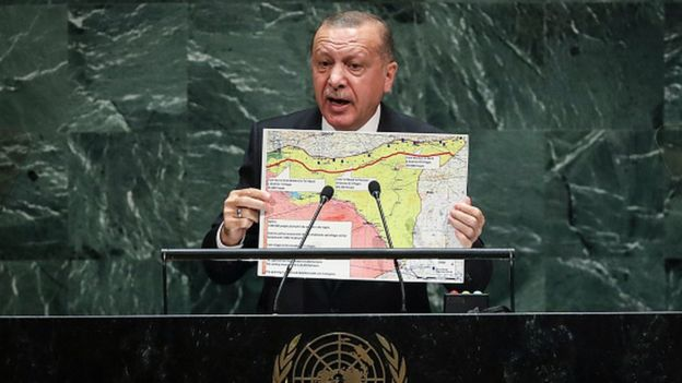 Erdoğan'dan YPG'ye yönelik açıklama