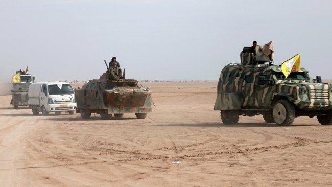 NBC: ABD, petrolleri Kürtleri ile beraber koruyacak
