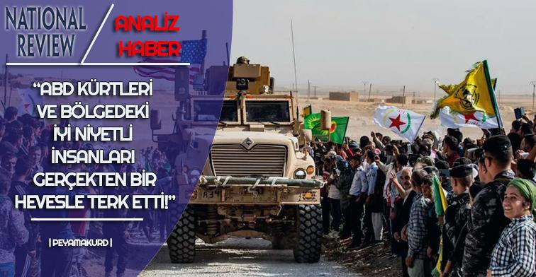 """""""Kürtler bağımsız bir devlet hayal etti ve etmeye de devam edecekler"""""""