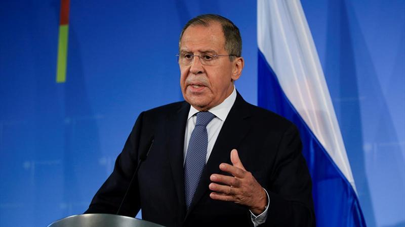 Lavrov, Serekaniyê'deki Rejim ve TSK çatışmasına değindi