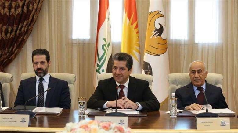 Başbakan'dan Kürdistani güçlere birlik çağrısı