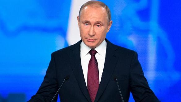 Vladimir Putin'den referandum talebi