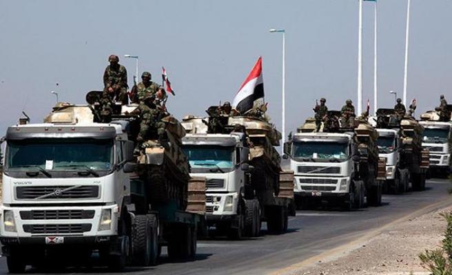 Rojava   Rejim güçleri, Efrin sınırına dayandı!
