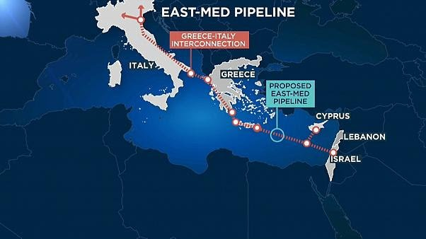 Üç ülkeden Akdeniz'de kritik anlaşma: Türkiye'ye gözdağı mı?