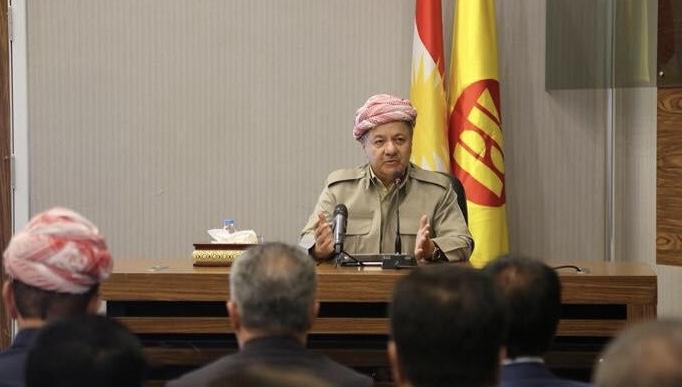 Başkan Mesud Barzani'den önemli açıklamalar
