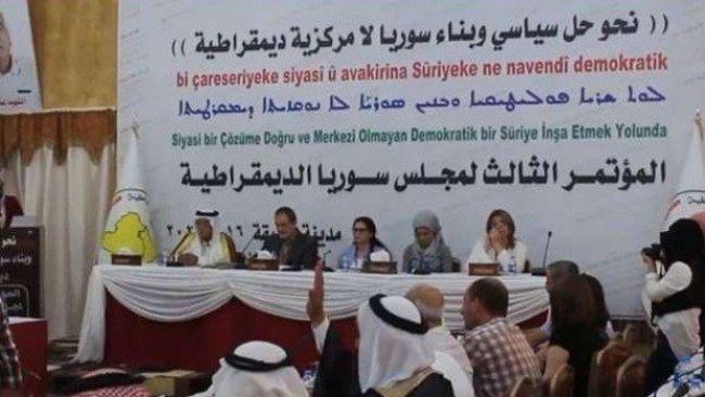 Rojava'ya Mısır'dan açık destek: MSD'den önemli açıklamalar