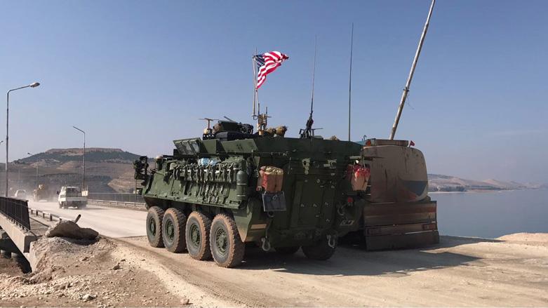 SOHR: Koalisyon Rojava'ya onlarca askeri araç sevk etti