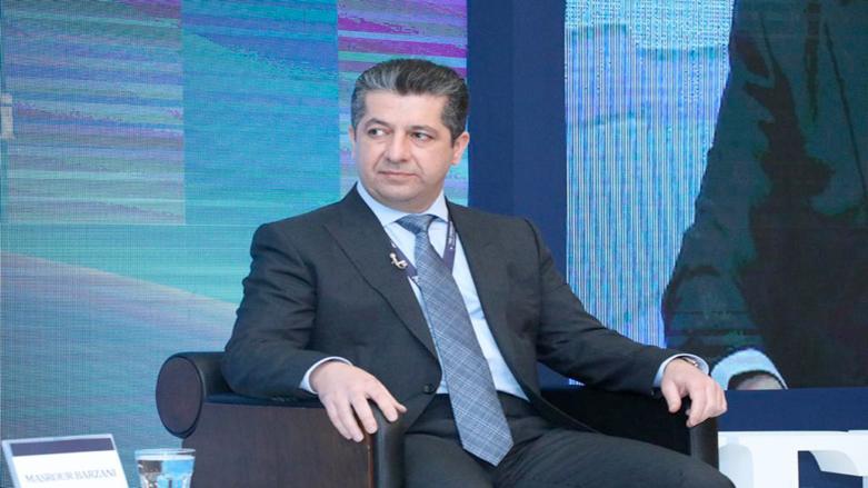 Mesrur Barzani: Kürdistan Bölgesi büyük bir sorumluluk aldı