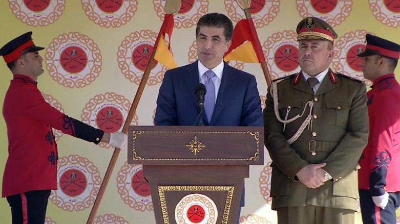 """Barzani'den """"Ulusal bir askeri güce ihtiyaç var"""" açıklaması"""