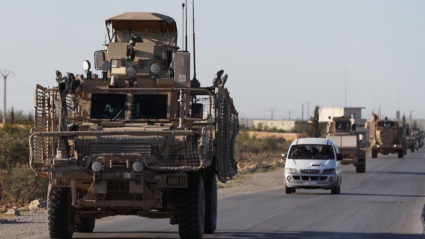 Rojava'da ABD hareketliliği: Onlara TIR ve hava koruması