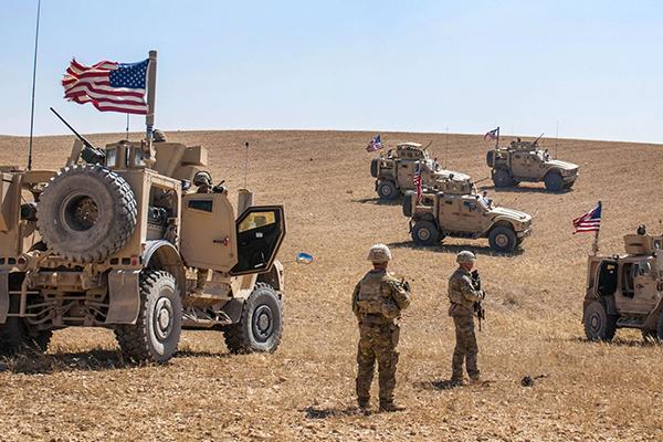 Rusya ve Suriye'den ABD'ye çağrı: Güçlerinizi çekin