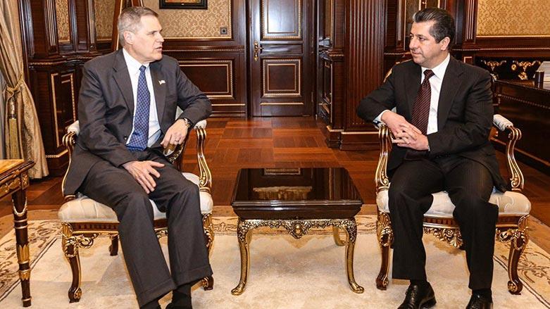 ABD'den Erbil-Bağdat müzakerelerine destek