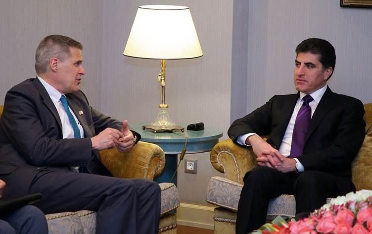 Başkan Neçirvan Barzani: Irak için hazırız...