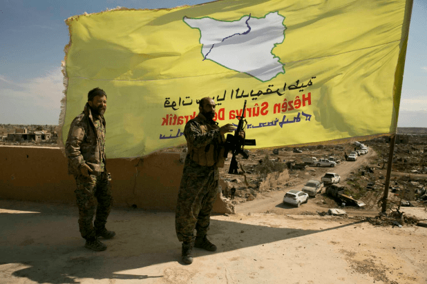 DSG ve Şam askeri heyet arasında anlaşma
