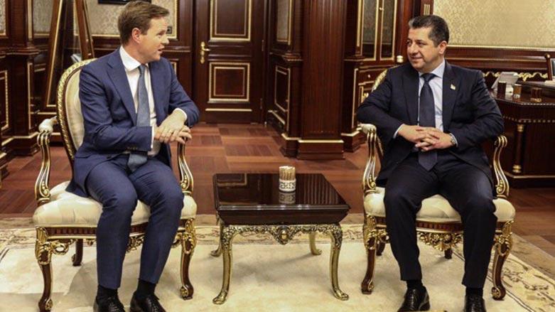 İngiltere'den Kürdistan'a yatırım yapma vurgusu
