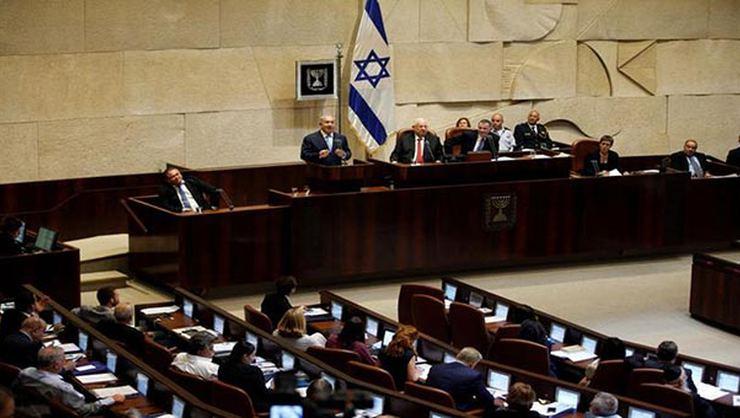 İsrail'de bir ilk: Hükümeti kurma görevi meclise verildi