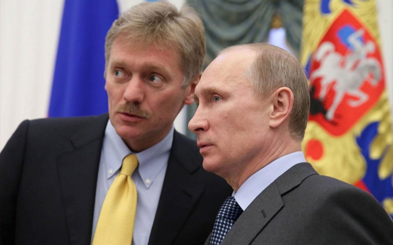 Kremlin'den ABD'ye: Yaptırım karşılıksız kalmaz...