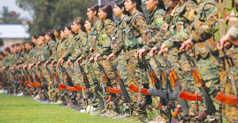 """""""Kürtlerin tek dostu dağlardır sözünü değiştirmenin zamanı geldi"""""""