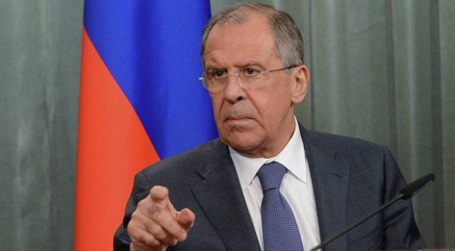 Lavrov: Suriye'de ABD ile anlaşma sağlanamadı