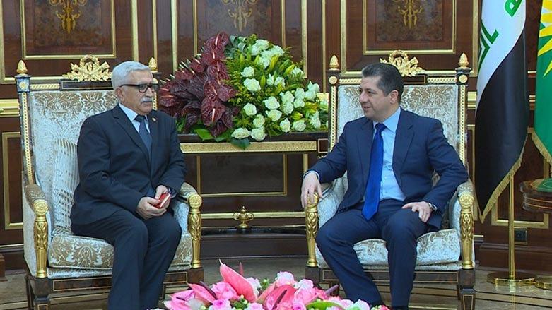 Başbakan ve PSK, Kürt sorununa dikkat çekti