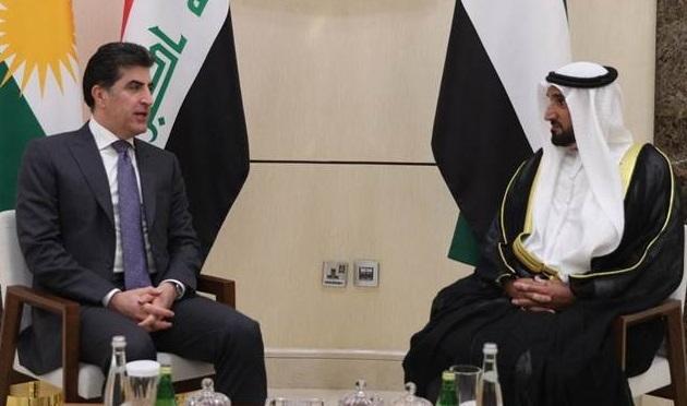 Başkan Neçirvan Barzani, Abu Dabi'de görüşmeler yapacak