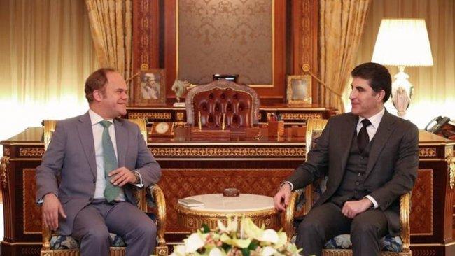 Neçirvan Barzani: Protestolara şiddetli davranmak anayasaya aykırı