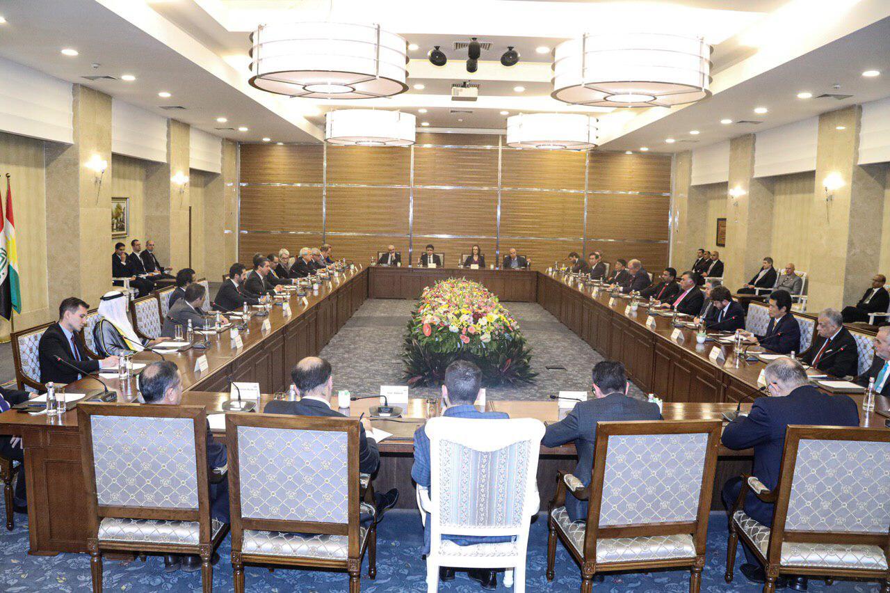 Mesrur Barzani: Irak ile yapılacak anlaşma halkın çıkarına...