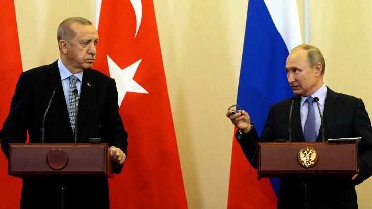 """""""4'lü zirve dışında Rusya ile Suriye konulu zirve yapılacak"""""""