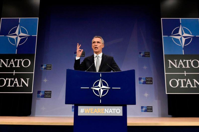 NATO'dan Rusya'ya gönderme: Etkili bir ordumuz var...