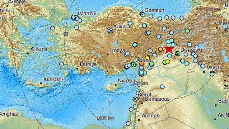 Deprem'den birçok şehir, 7 ülke, 120 milyon insan etkilendi!