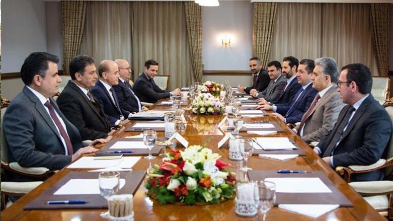 Başbakan Mesrur Barzani: Peşmerge Kürdistan halkının kimliğidir