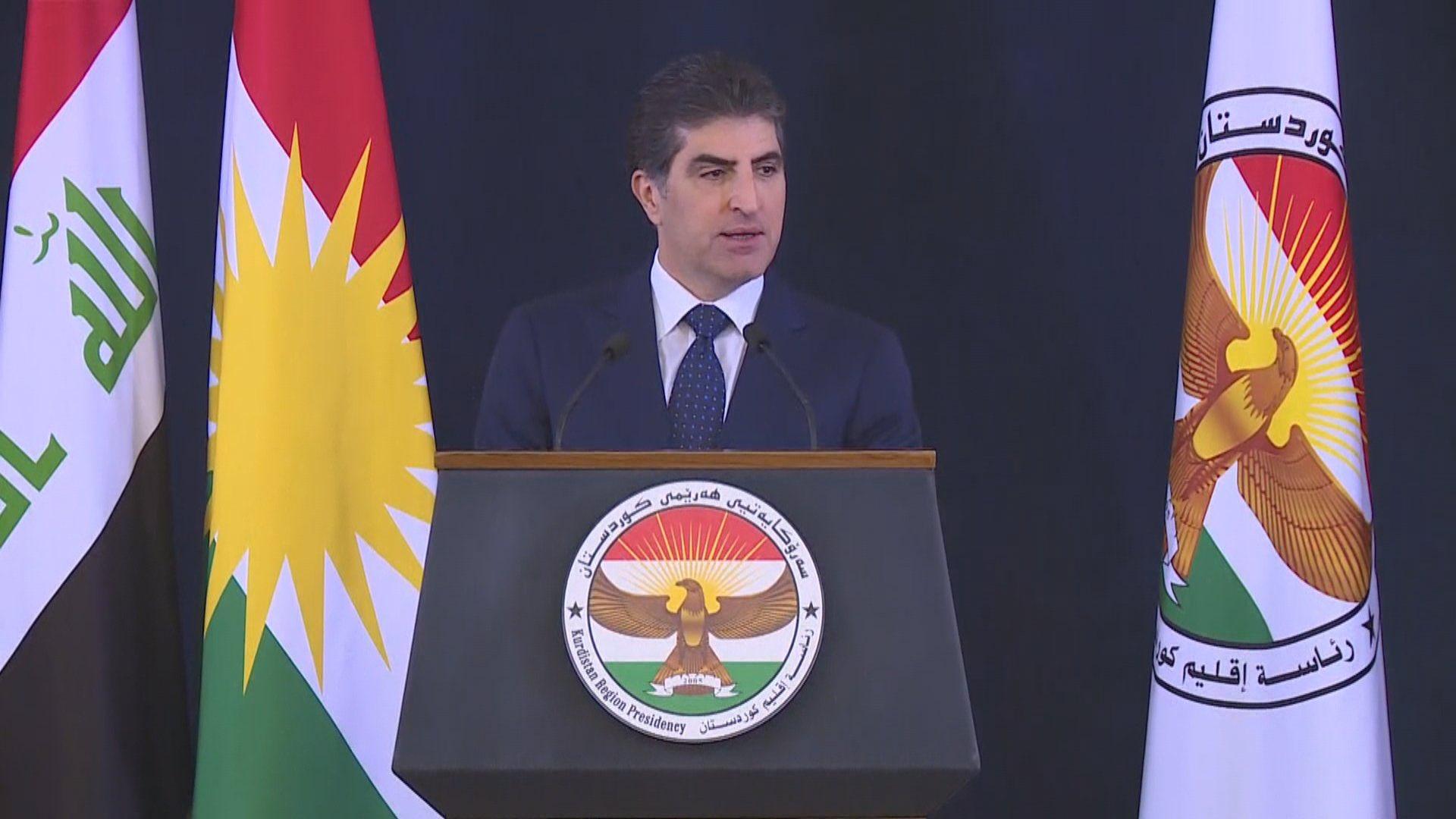 Neçirvan Barzani'den gelişmelere yönelik önemli açıklamalar