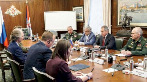 BM Suriye Özel Temsilcisi Moskova'da