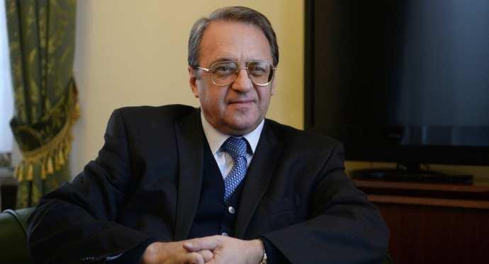 Rus Dışişleri Bakan Yardımcısı Erbil'e geliyor