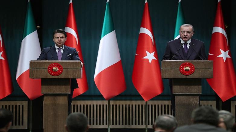 Erdoğan'dan Libya ve Suriye açıklaması