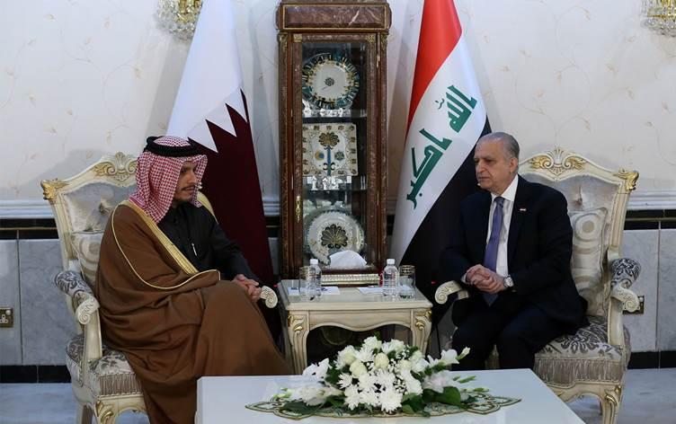 Katar Dışişleri Bakanı Bağdat'ta: Sonraki durağı başkent Erbil