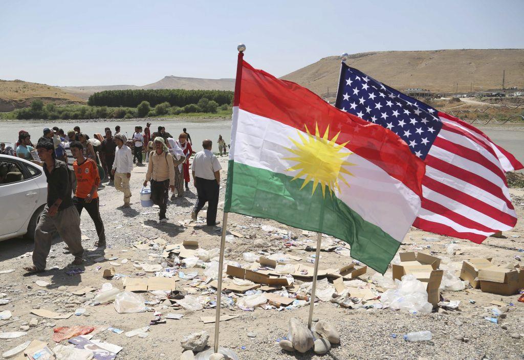 Bağdat Today   Kürdistan Bölgesi ve ABD hakkında flaş iddia!