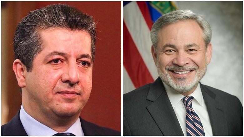 Erbil-Washington, Kürdistan'ın enerji güvenliği konusunda anlaştı