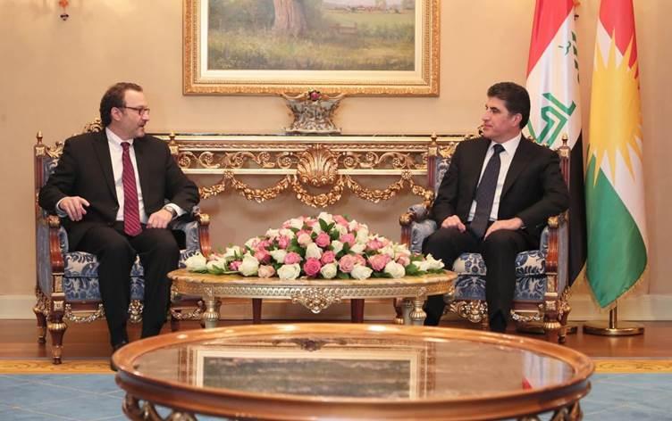 """""""Irak, uluslararası güçlerin çekişme sahası olmamalı"""""""
