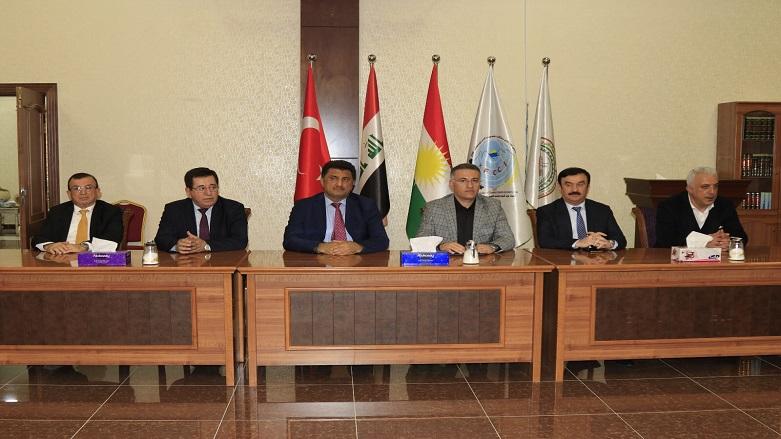 Erbil   Diyarbakır iş insanları: Kendi evimizde gibiyiz