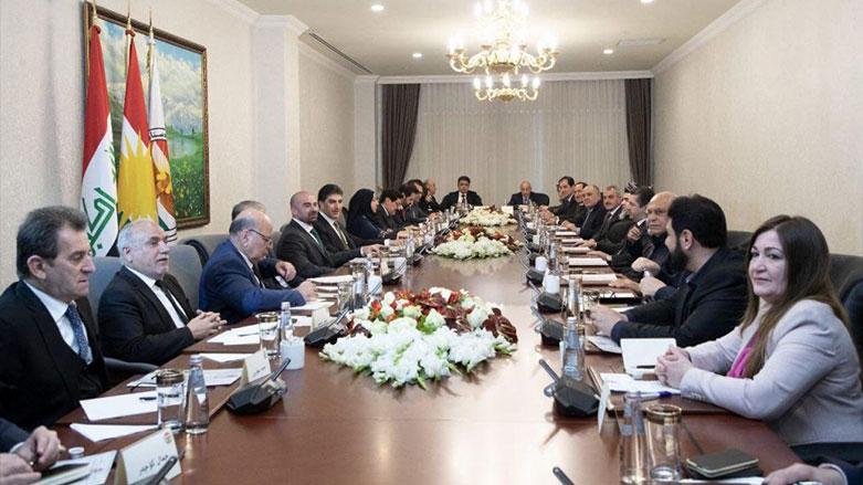 Kürdistan: Irak hükümeti tüm kesimlerin güvenini almalı