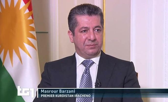 Barzani: Kürdistan yüzyıllardır barış ve birlikteliğin toprağıdır