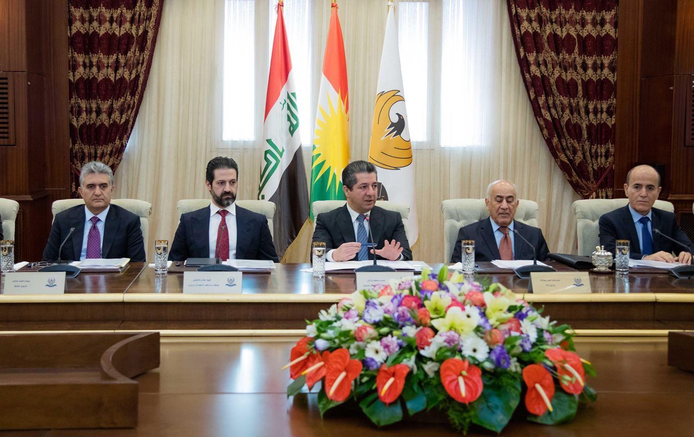 Kürdistan Hükümet kabinesi kritik gündem için toplanıyor