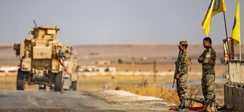 Rojava   ABD, Kürtlerin olduğu bölgede varlığını güçlendiriyor