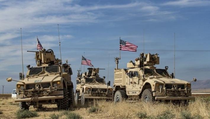 Esad askerleri, Rojava'da ABD konvoyuna saldırdı