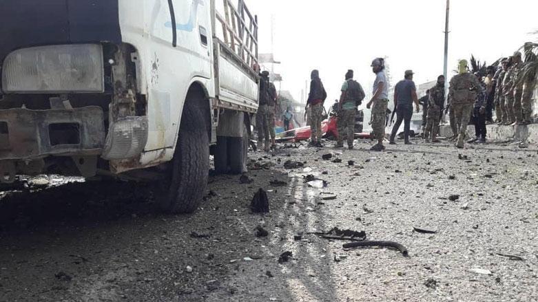 Rojava | Gire Spi'de patlama: Çok sayıda can kaybı var