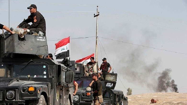 Diyala sınırı | Peşmerge'den Irak ordusuna engelleme