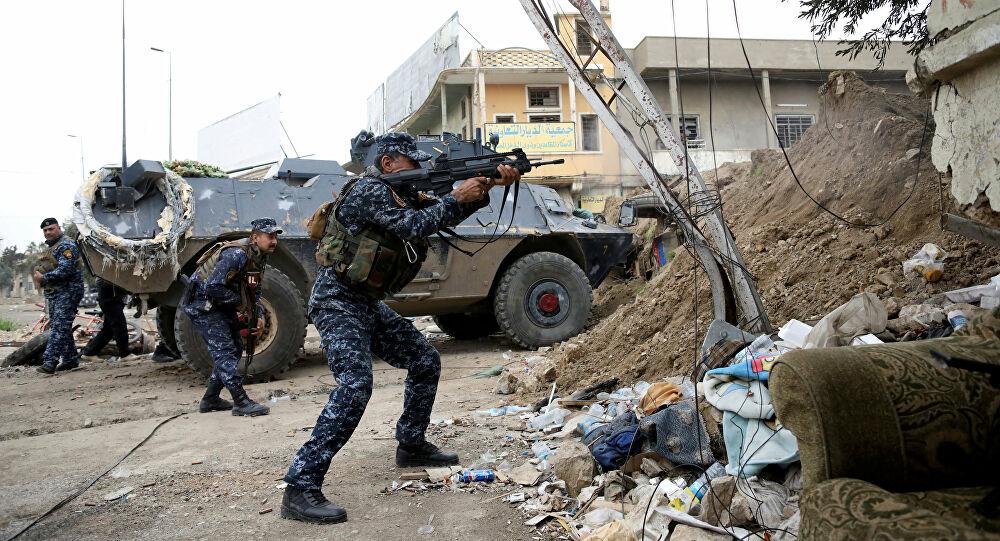 Kerkük'te IŞİD'e operasyon: 3 terörist yakalandı