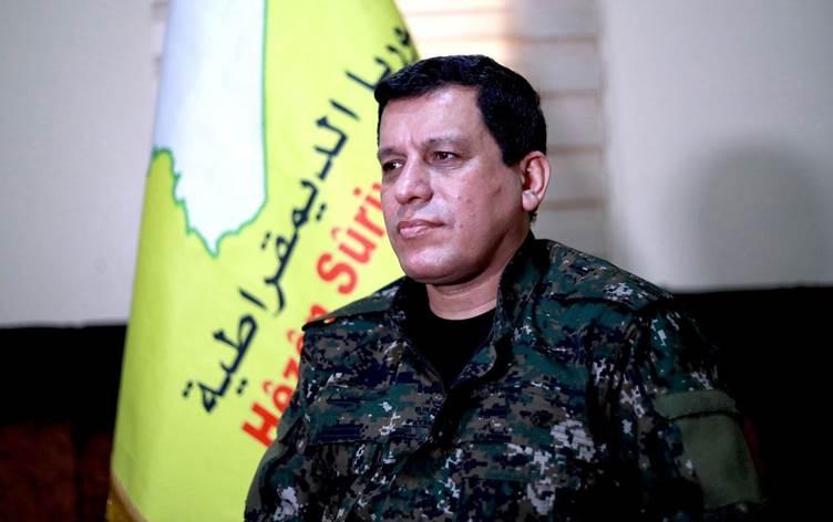 Kobani'den DSG ile ilgili iddialara yanıt: Cezalandıracağız