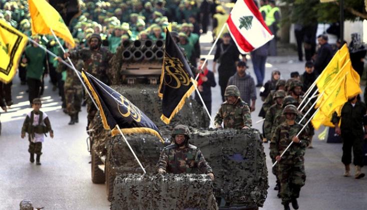 Hizbullah örgütüne silahları orduya teslim et talebi